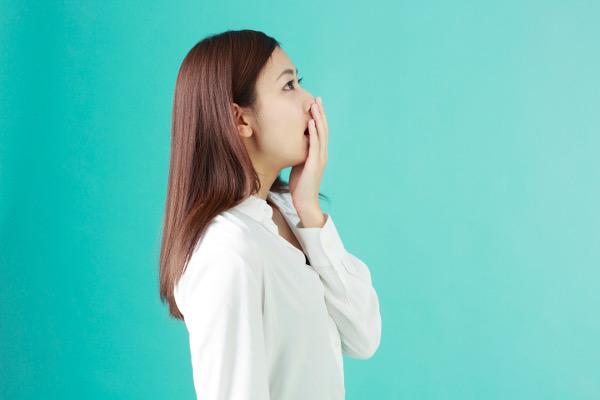 寝起きの口臭を防ぐための5つの対策法