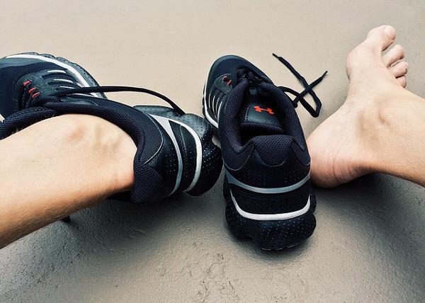 足が臭い…改善するための5つの方法
